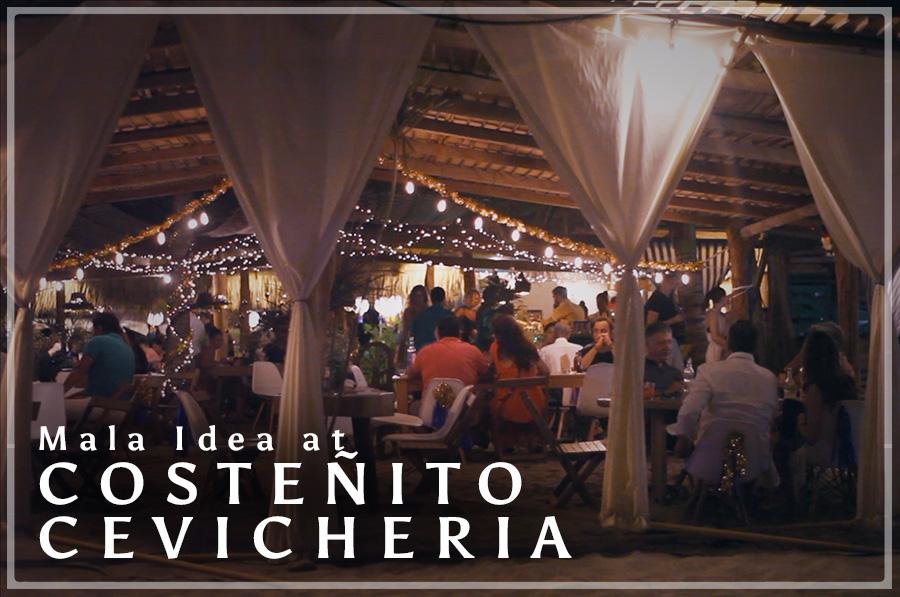 COSTEÑITO CEVICHERIA